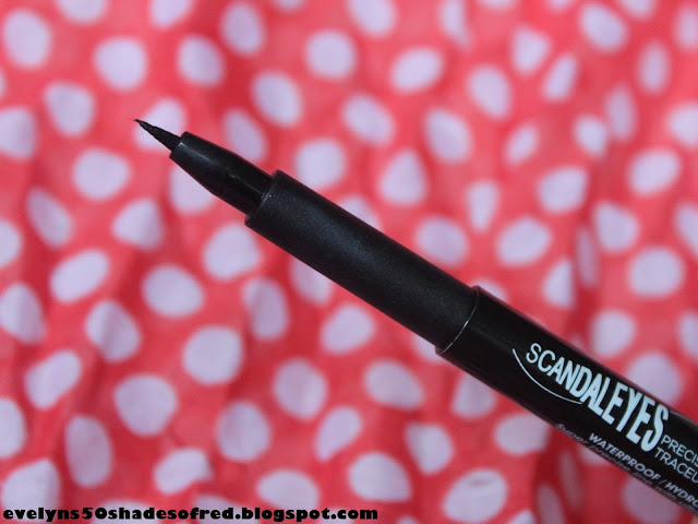 Rimmel Scandaleyes Precision Micro Eyeliner