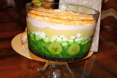 Tasty Tuesday – Easter Jello Trifle