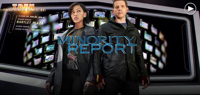 Primul trailer pentru serialul sci-fi bazat pe filmul Minority Report