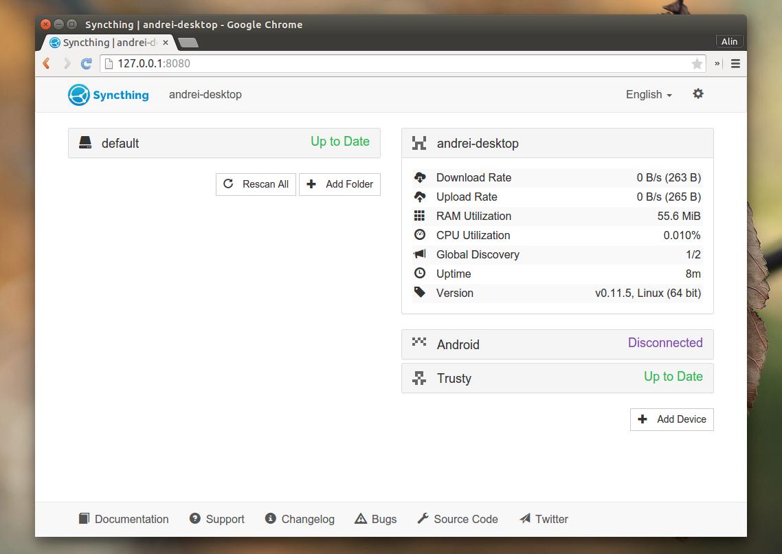 Official Syncthing Debian / Ubuntu Repository Released ~ Web