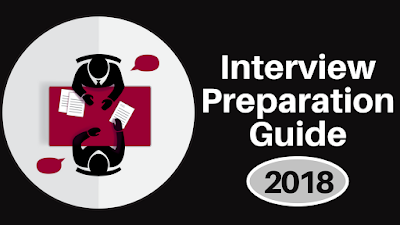 Interview Preparation Guide 2018- PDF