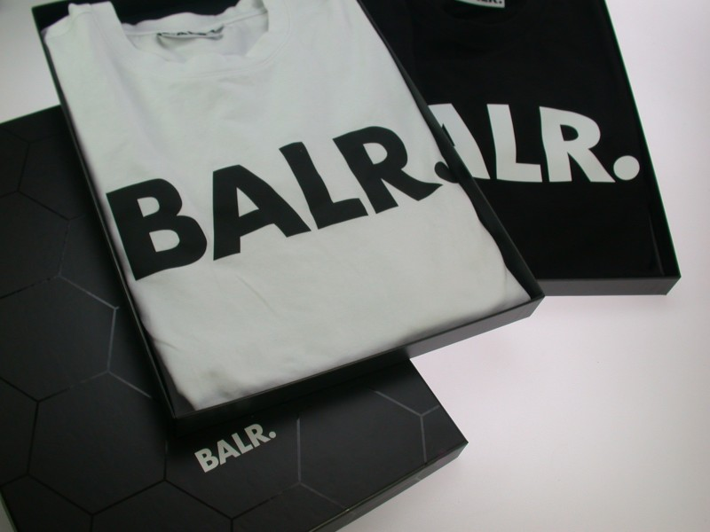 Balr Review Luxury Sports Brand Reflective Logo T Shirts We Take A Look At The Signature Shirt From Founded By Three
