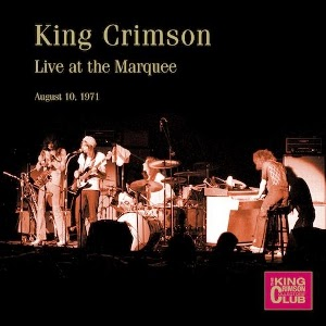 King Crimson To Release Three Live Sets From Between 1969