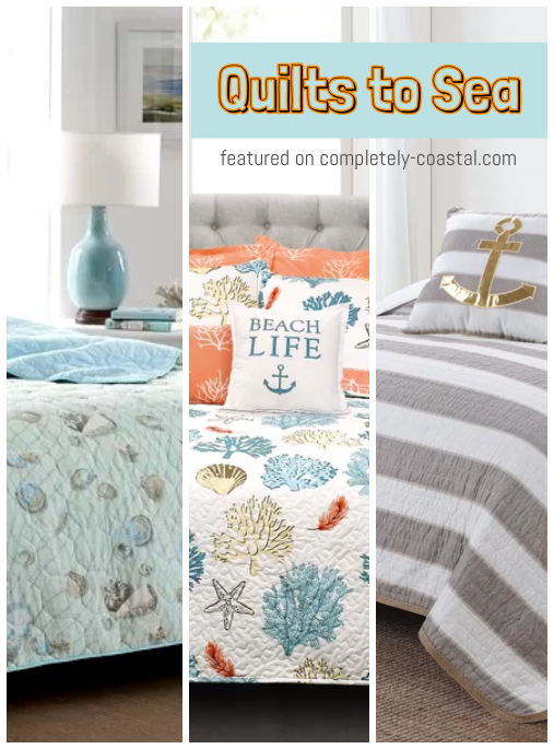 Coastal Sea Quilts Cotton