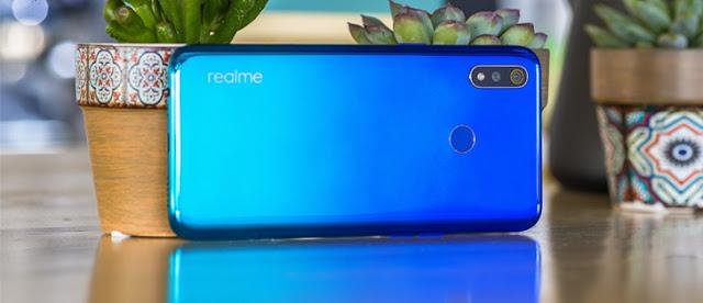 Fingerprint Realme 3
