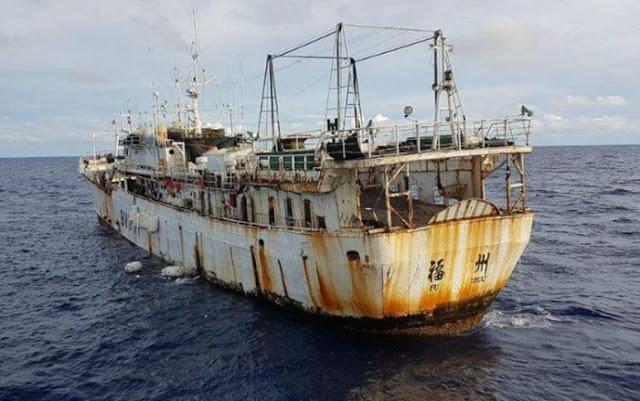 14 TKI Asal Gorontalo Disiksa dan Tak Diupah di Kapal Ikan China