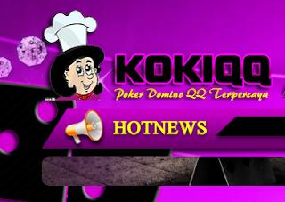 Bandarq Poker Domino Online Terpercaya di Web Kokiqq.Com