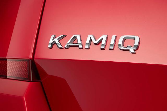 Škoda Kamiq chega à Europa em março
