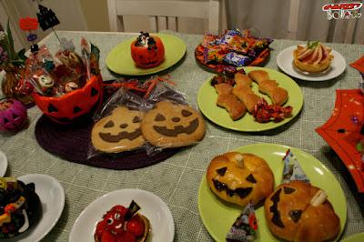 ハロウィンお菓子パーティ