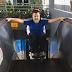 Como o cadeirante deve usar a escada rolante? Acesse e veja algumas dicas...
