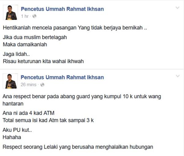 Kecoh Isu Hantaran Kahwin RM15k Tak Cukup, Pencetus Ummah Rahmat Tampil Beri Ulasan Bikin Orang Ramai Sentap!!