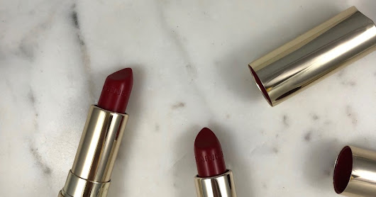 Clarins Joli Rouge Lipstick: A quick review