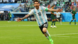 I knew we would win - Lionel Messi