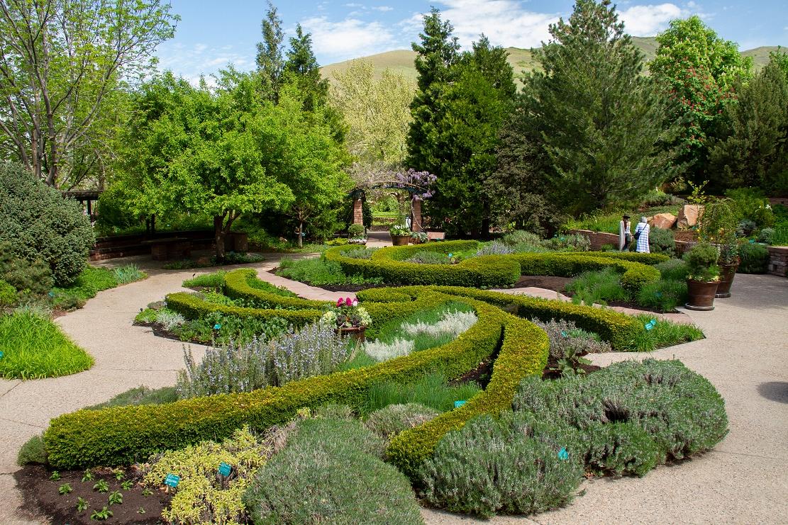 Bitstop Red Butte Garden And Arboretum
