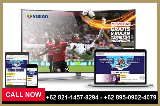 Harga Paket MNC Vision Terbaru 2018 - 082114578294