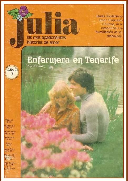 Enfermera en Tenerife – Pippa Lane