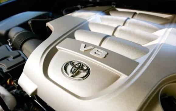 2020 Toyota Prado engine