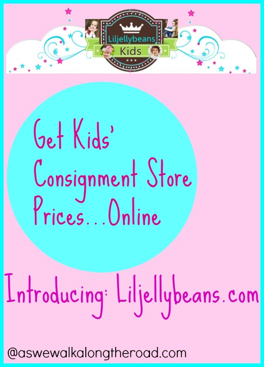 Kids' clothing consignment online