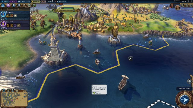 Download Civilization 6 PC Games Gameplay