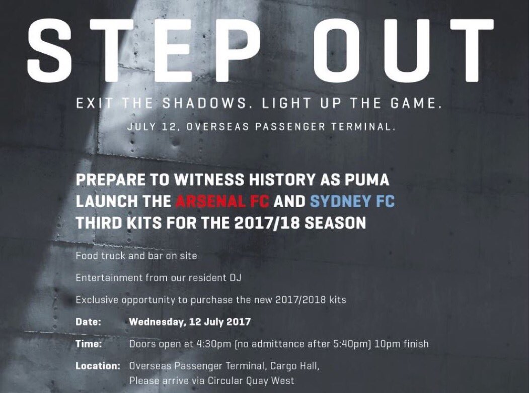 e3406deb8 Clearance Exit The Shadows - Puma To Make Biggest-Ever Kit Launch ...