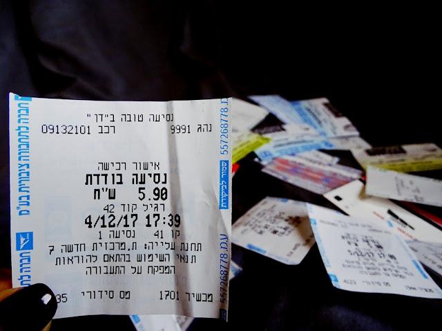 Autbusy w Tel Awiwie