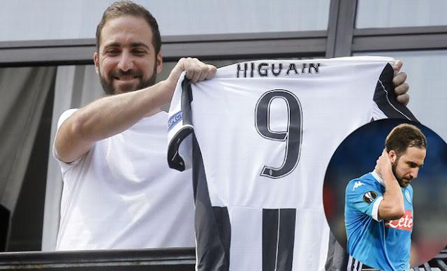 """Juventus đuổi Higuain vì Ronaldo: Ở lại Serie A xây """"đế chế"""" phục thù 1"""