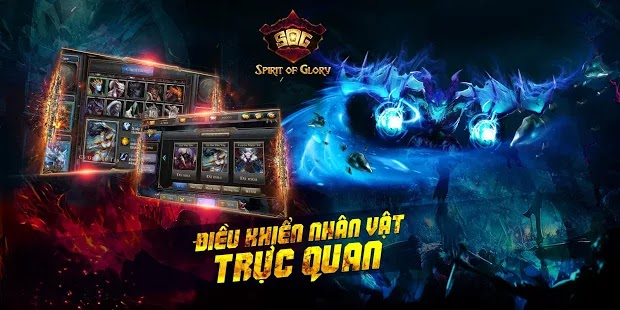 down game Spirit Of Glory mobile