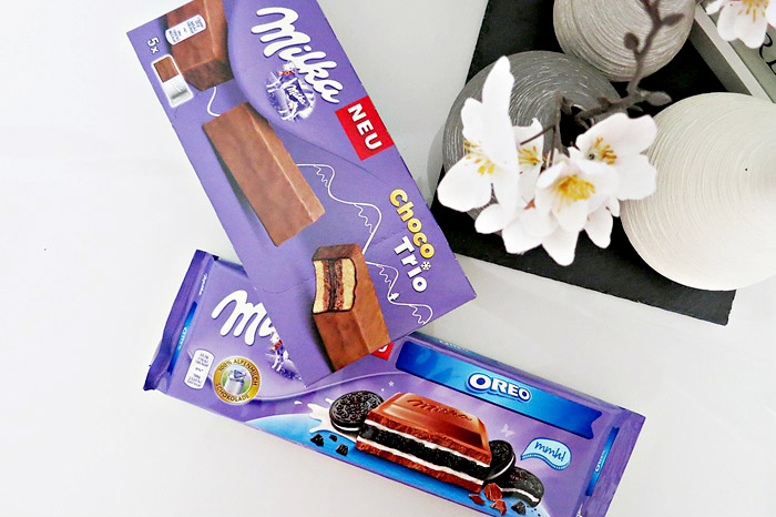 Milka-News #5 :: Milka Choco Trio / Milka und Oreo Schokolade