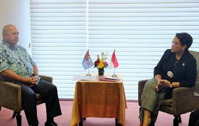Indonesia Berkomitmen Bantu Fiji di Bidang Kepolisian