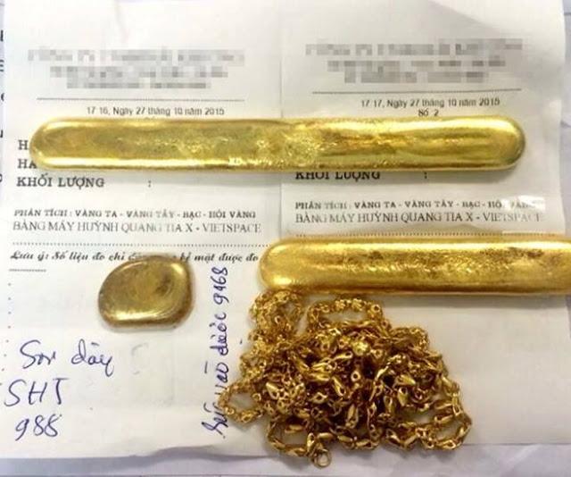 Vàng giả chất lượng cao