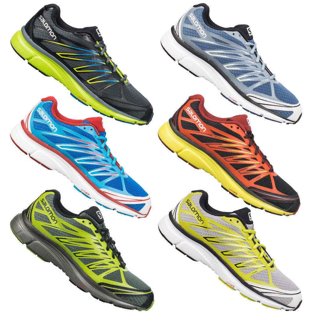 aa3f0b393276 Salomon X-Tour 2 Herren Laufschuhe Joggingschuhe Outdoor Schuhe Running  Jogging