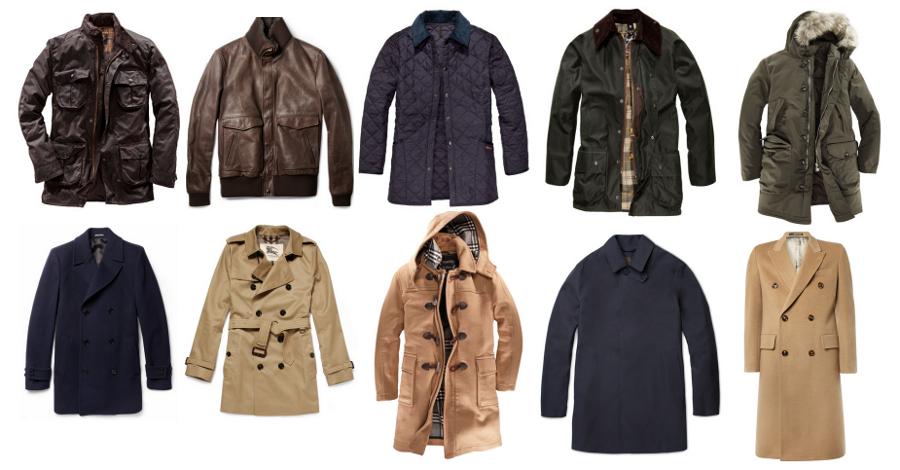 10 ponadczasowych kurtek i płaszczy, które powinieneś znać