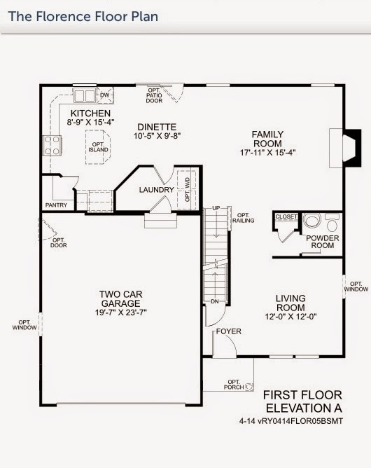 Our Fabulous Florence Floor Plan