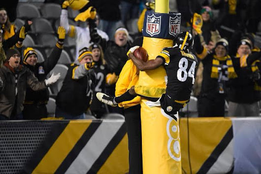 Antonio Brown Shouldn't Be Scapegoat In Pittsburgh, Deserves New Contract