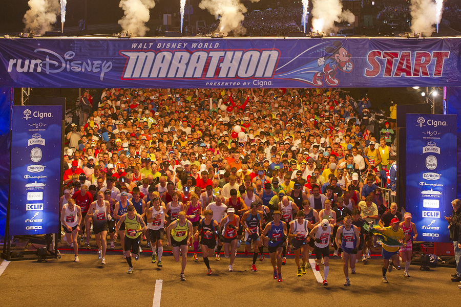 Disney Marathon, Orlando