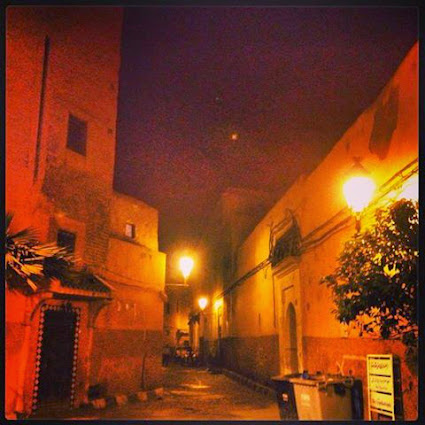 Night in Marrakech