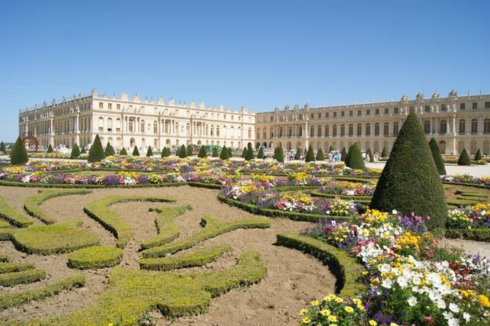 Versailles le secret de l atlantide les r v lations du for Jardin a la francaise chambord
