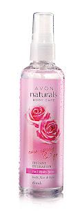 AVON Naturals Rose & Pearl Whitening Cleanser_MRP 129