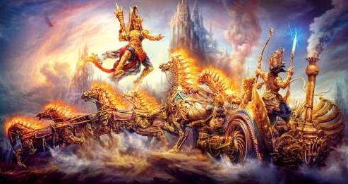 Sejarah Pemberian Nama Kerajaan Indraprasta