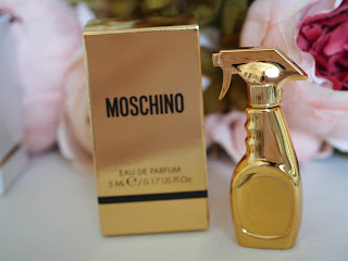 Moschino Miniature Collection Exclusive at World Duty Free