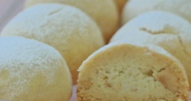 Fındıklı un kurabiyesi