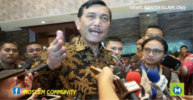 Duarrr! Media Asing Sebut Luhut Bentuk Tim Beking Jokowi di Pilpres 2019, Isinya Mantan Jenderal