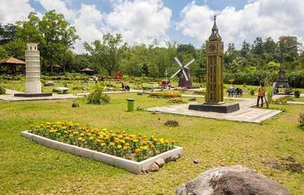 The World Landmarks - Merapi Park