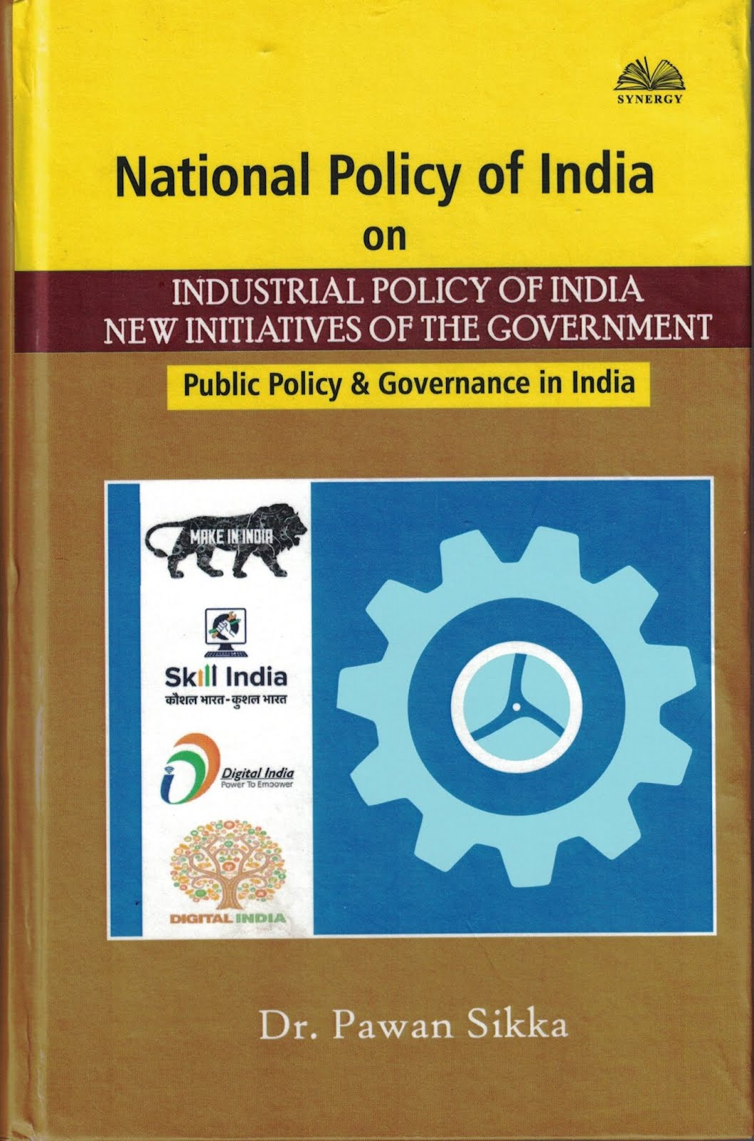 Evaluate the new industrial policy of government of india