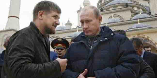 Ditakuti AS, Facebook Tutup Akun Presiden Muslim Chechnya