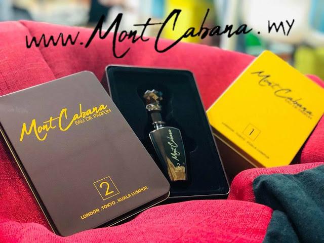 Perfume Mont Cabana Tahan 24 Jam