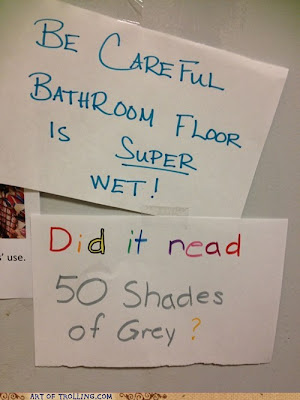 50 Shades of Grey