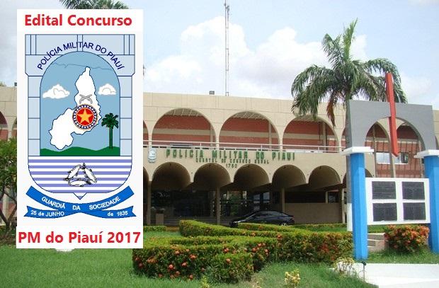 PM do Piauí: Edital retificado concurso para Soldado do PMPI