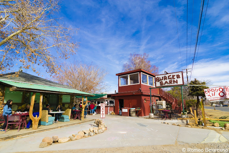 Bishop Burger Barn Best Restaurants in Bishop California