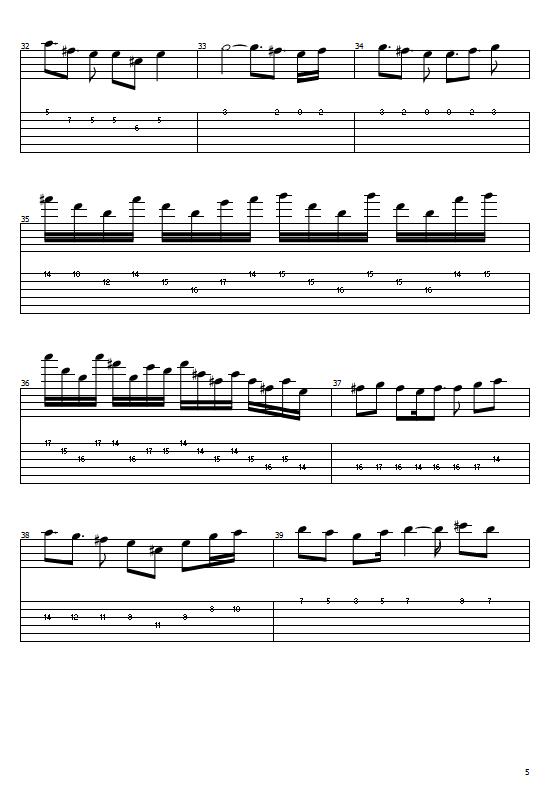 DBZ Battle Theme Tab Dragonball Z. How To Play DBZ Battle Theme On Guitar Chords